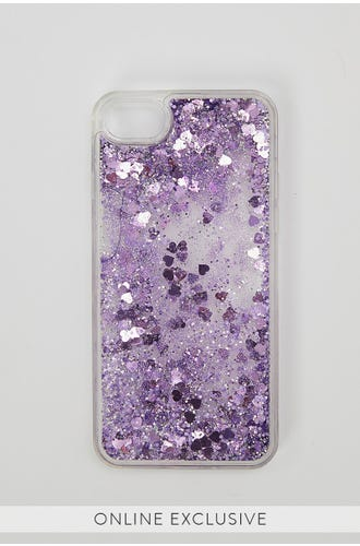GLITTER IPHONE 7/8 CASE