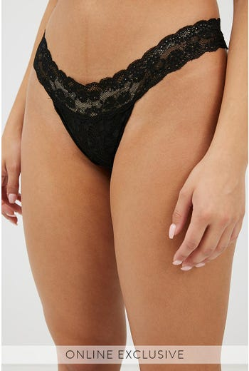 INTIMATES COLLECTION AUBREY KNICKER