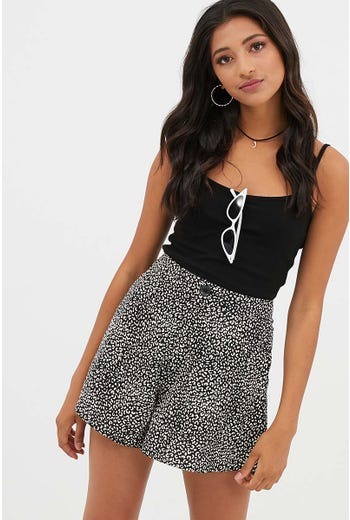 ANIMAL FLOWY SHORT