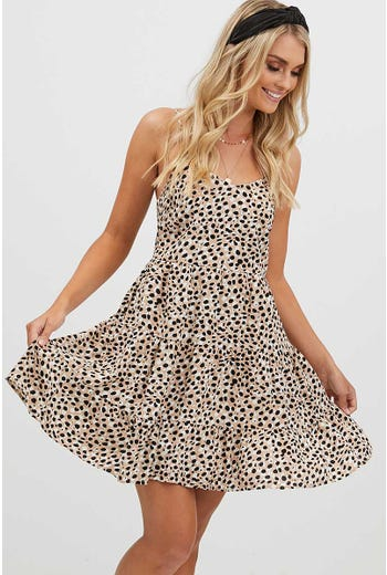 BILLIE SWING DRESS