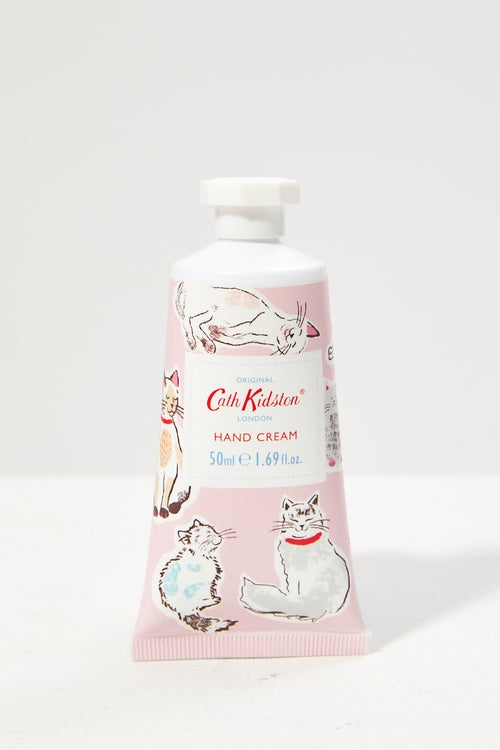 Cath Kidston Squiggle Cats 50ml Hand Cream