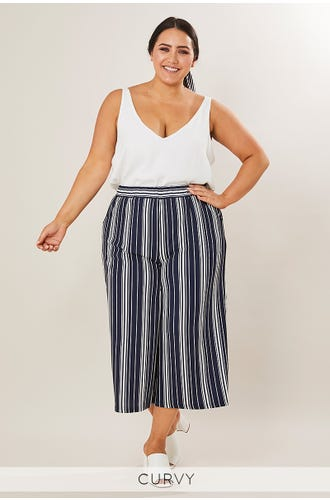 PRISCILLA STRETCH CULOTTE