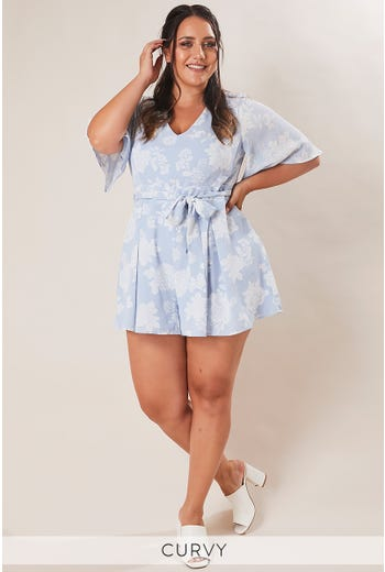 LUCID DREAMS PLAYSUIT