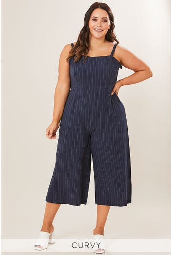 KIARA SQUARE NECK JUMPSUIT