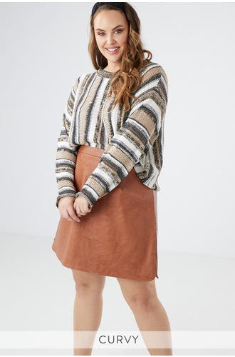 TILLY STRIPE KNIT