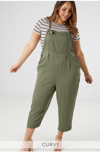 SELENA SELF TIE JUMPSUIT
