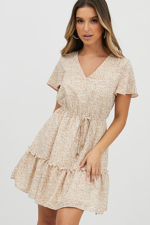 DAISY SKATER DRESS