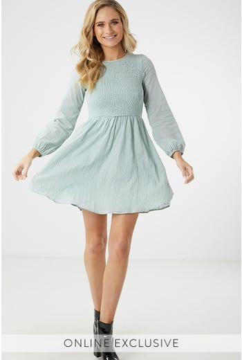 ESCAPADE SKATER DRESS