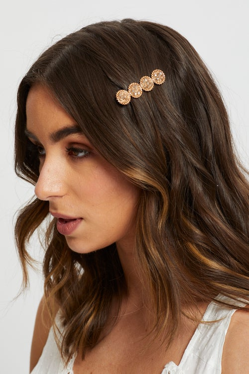Diamante Hair Clip