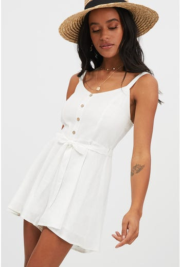 SKATER PLAYSUIT