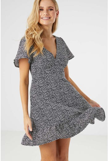 MISSY MINI SKATER DRESS