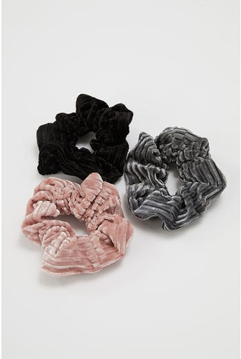 ESTELLA SCRUNCHIE 3 PACK