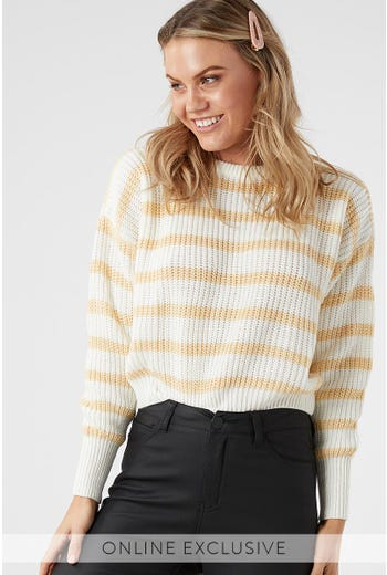 HAMPTONS  STRIPE KNIT