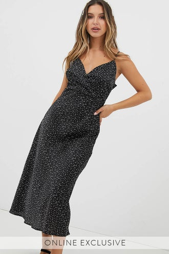 JEMIMAH SLIP DRESS