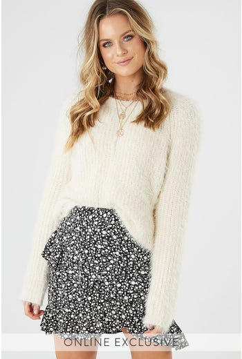 JUST IN TIME SKIRT