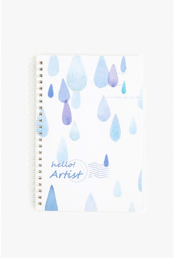 Letter Notebook