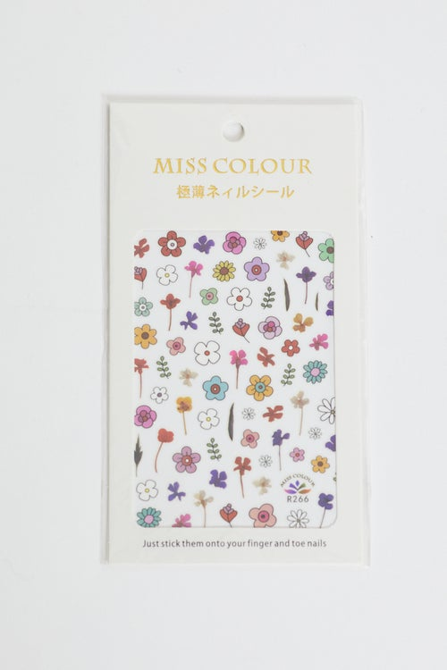 Nail Art Sticker Set