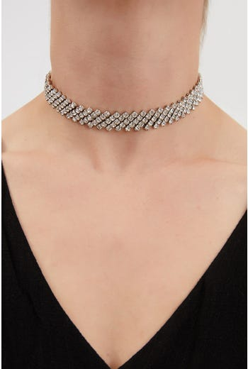 NYLA ROSE DIAMANTE CHOKER