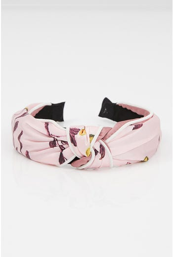 NYLA ROSE PRINTED ALICEBAND