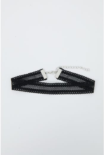 NYLA ROSE TATTOO CHOKER NECKLACE