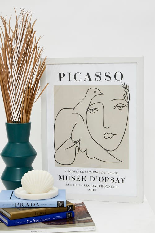 Picasso Poster A3