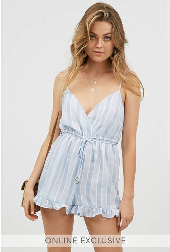 REAL THING PLAYSUIT