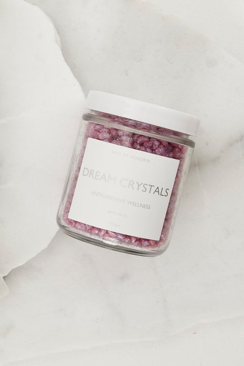 Salt By Hendrix Dream Crystals Bath Salts 200g