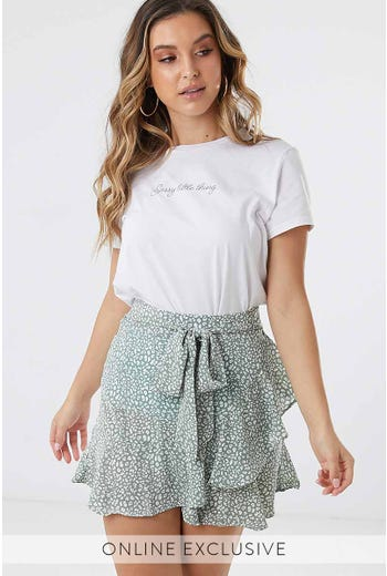 STAY WITH ME SKIRT